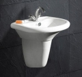 Grolo HDD-10 Wall Hung Basin