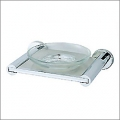 Grolo Modena Series Glass Soap Dish