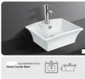 Grolo TBB-206 Above Counter Ceramic Basin