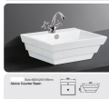 Grolo TBB 211 Above Counter Ceramic Basin