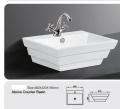Grolo TBB 211 Above Counter Ceramic Basin