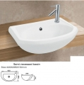 Grolo TBB 260 Semi-Recessed Basin
