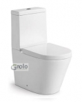 Grolo Rossi Wall Faced Toilet Suite