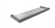 Lorenzo Chrome Shelf